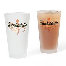 Funkadelic Drinking Glass