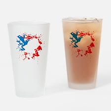 Coqui Puerto Rico Drinking Glass