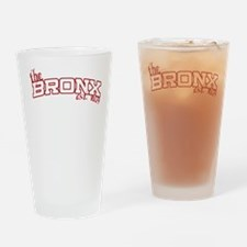 The Bronx est. 1639 Drinking Glass