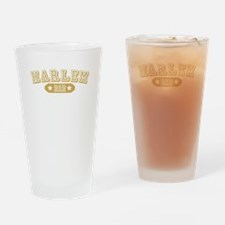 Unique Locations Drinking Glass