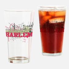 Harlem Urban NYC II Drinking Glass