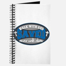 Walk With God(Blue) Journal