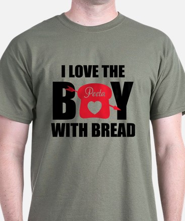 HG I love the boy with bread T-Shirt