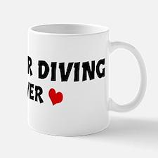 DUMPSTER DIVING Lover Mug