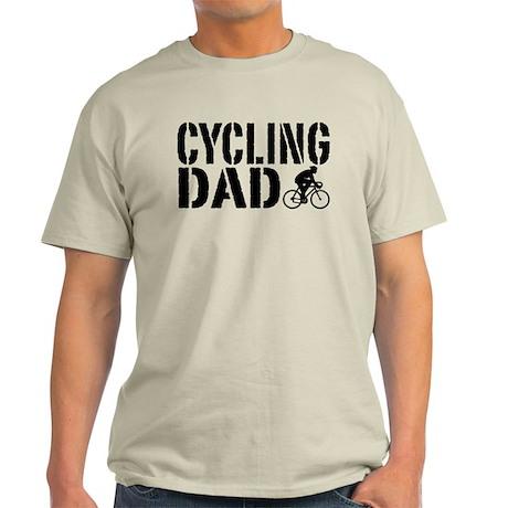 Cycling Dad Light T-Shirt