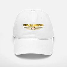 """""""Kuala Lumpur"""" Baseball Baseball Cap"""