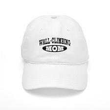 Wall Climbing Mom Baseball Cap