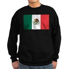 Mexico Flag Sweatshirt