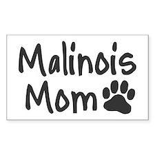 Malinois MOM Decal
