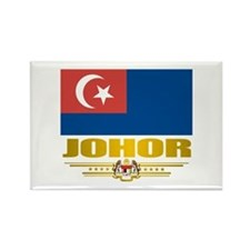 """Johor"" Rectangle Magnet"