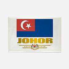 """""""Johor"""" Rectangle Magnet"""