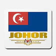 """Johor"" Mousepad"