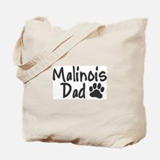 Malinois DAD Tote Bag