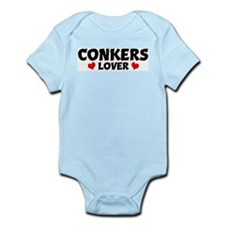 CONKERS Lover Infant Creeper