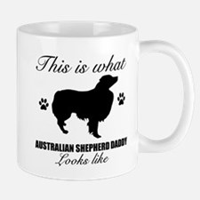 Australian Shepherd daddy Mug
