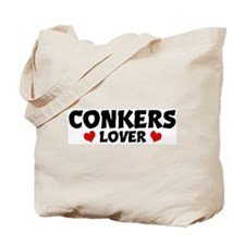 CONKERS Lover Tote Bag