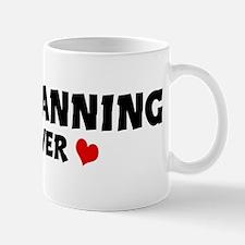 GOLD PANNING Lover Mug