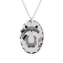 Raccoon Necklace