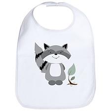 Raccoon Bib