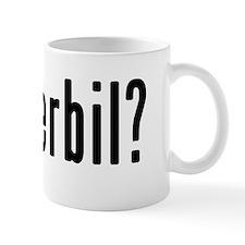 GOT GERBIL Mug