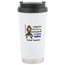 Blessing 4 Autism Travel Mug