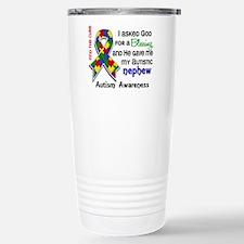Blessing 4 Autism Travel Mug
