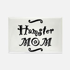 Hamster MOM Rectangle Magnet