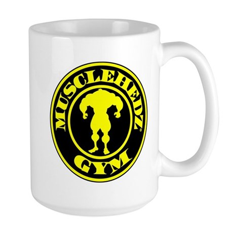 MUSCLEHEDZ GYM - Large Mug