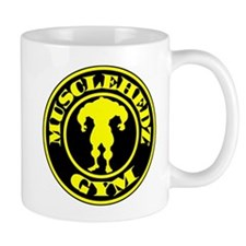 MUSCLEHEDZ GYM - Mug
