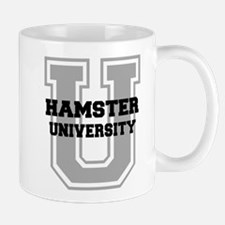 Hamster UNIVERSITY Mug