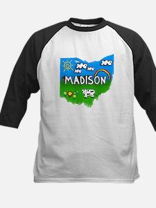 Madison, Ohio. Kid Themed Tee