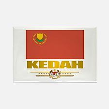 """Kedah"" Rectangle Magnet"