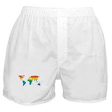 world rainbow 2: Boxer Shorts