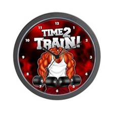 Time 2 Train! - Wall Clock