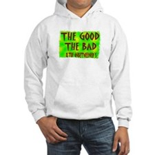 the good the bad and the inbe Jumper Hoody