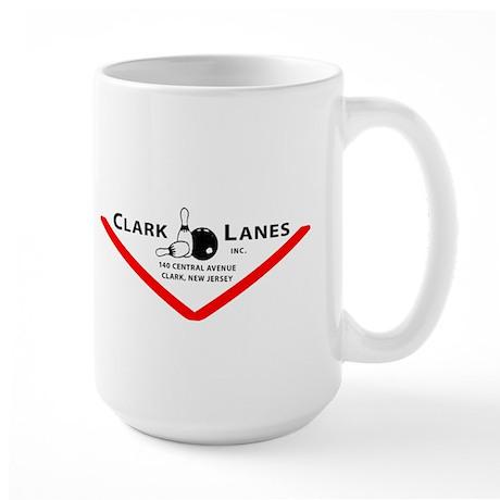 Clark Lanes Large Mug