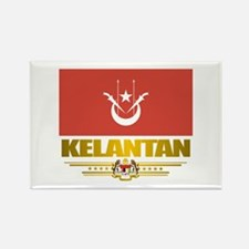 """Kelantan"" Rectangle Magnet"
