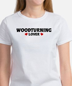 WOODTURNING Lover Tee