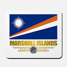 """Marshall Islands Flag"" Mousepad"