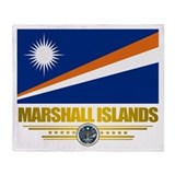 Marshallese Fleece Blankets