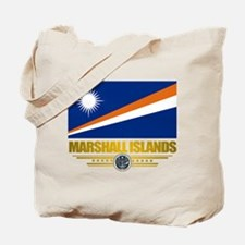 """Marshall Islands Flag"" Tote Bag"