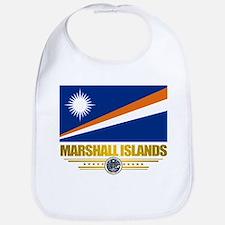 """Marshall Islands Flag"" Bib"
