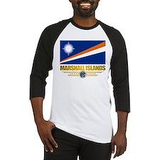 """Marshall Islands Flag"" Baseball Jersey"