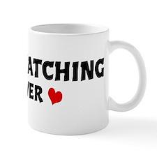 CLOUD WATCHING Lover Mug