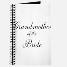 Grandmother of the Bride Journal