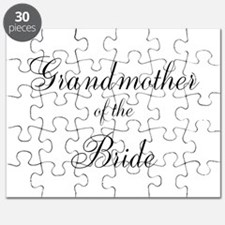 Grandmother of the Bride Puzzle