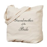 Grandma of the bride Bags & Totes