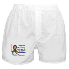 Blessing 4 Autism Boxer Shorts