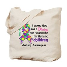 Blessing 4 Autism Tote Bag