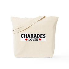 CHARADES Lover Tote Bag